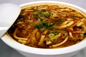 #Chinese Hot & Sour #Soup