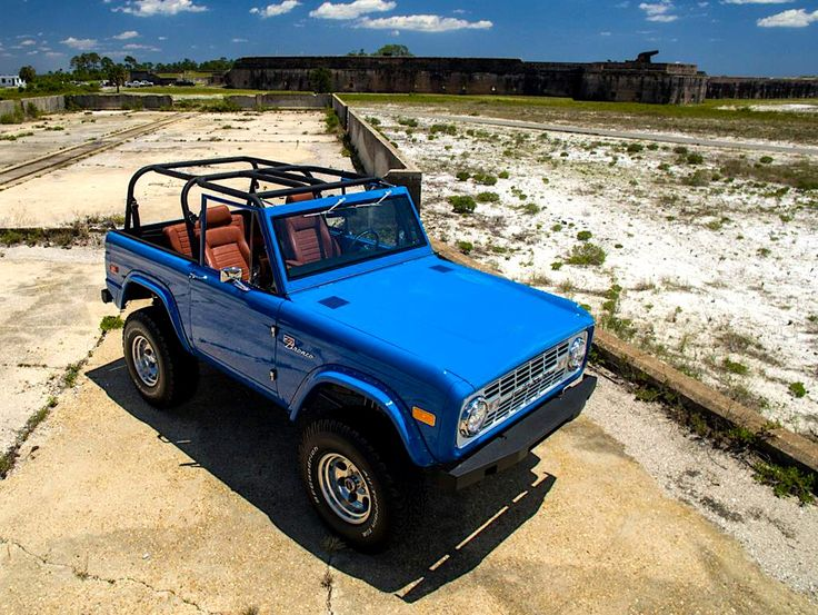 1976 Classic Ford Bronco #ford #classic