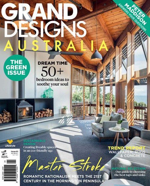 Grand Designs Australia - Issue 6.1, 2017
