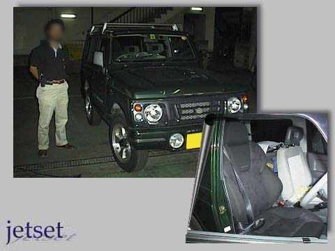 1999年03月の事でした。 ------------------- '店主' 超遠方からありがたかったです新ジムニー+ST-J3...