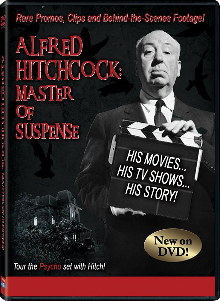 Alfred Hitchcock Master of Suspense