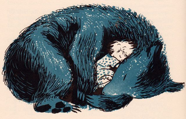 'The Rainbow Book of American Folk Tales and Legends'  illustrated by Marc Simont, 1958