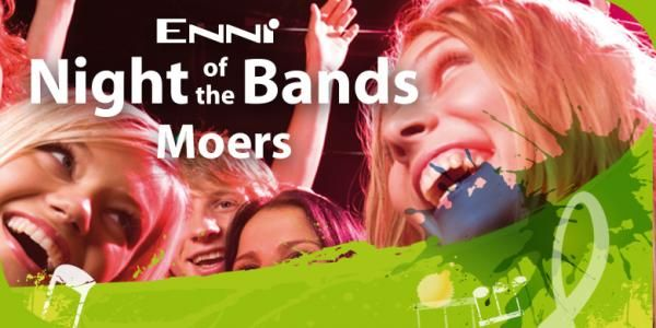 Moers: Night of the Bands 14. Oktober 2017
