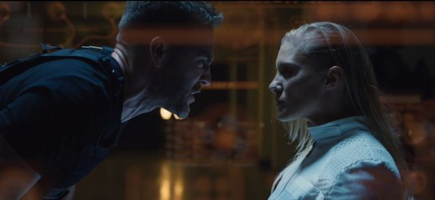 Holy Hell This Power Rangers Reboot Is Dark As F*ck: James Van Der Beek and Katee Sackhoff star in Joseph Kahn's (Detention, Toque) R-rated, NSFW Power Rangers short film. We did not think the Power Rangers could be this dark. We were so wrong.