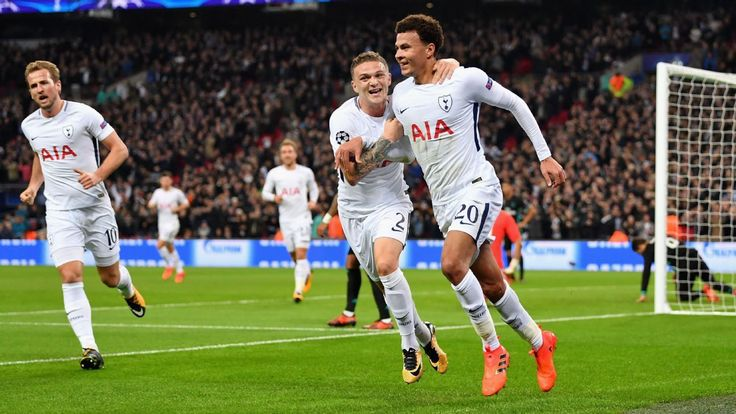 Dele Alli at the double as Tottenham ease to win over Real Madrid