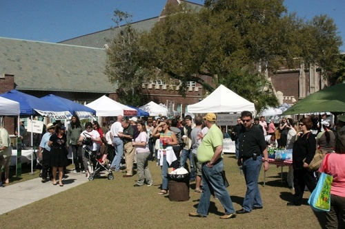 Seminole Heights Sunday Morning Market - once a month for a start