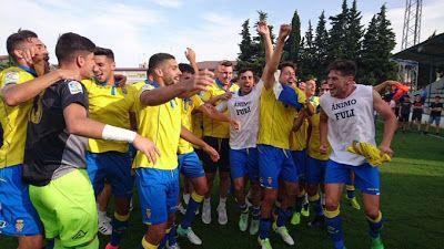 TIEMPO DE DEPORTE: Las Palmas Atlético logra el Ascenso a Segunda Div...