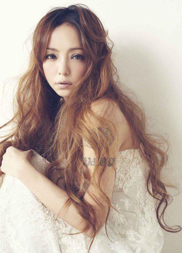 安室奈美恵 髪型 ヘアスタイル