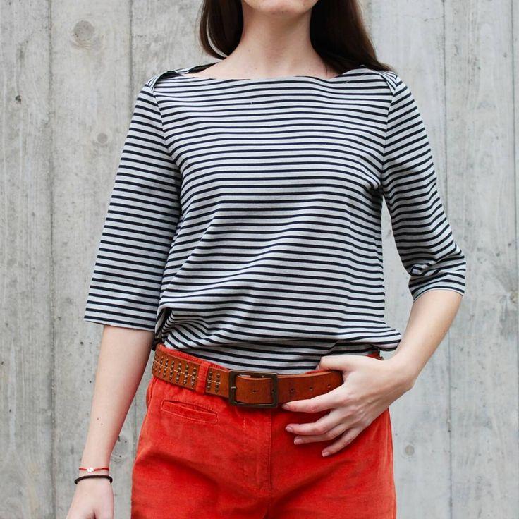 #tombabe #tomboy #stripes #blouse #orange #corduroy #jeans #color #streetfashion #streetwear #urban #fashion #women