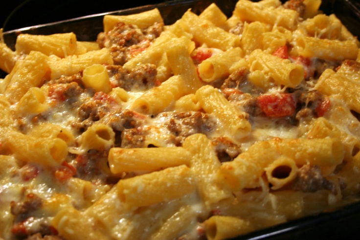 Italian Mac and Cheese | To Be My Favorite Foods & Drinks | Pinterest