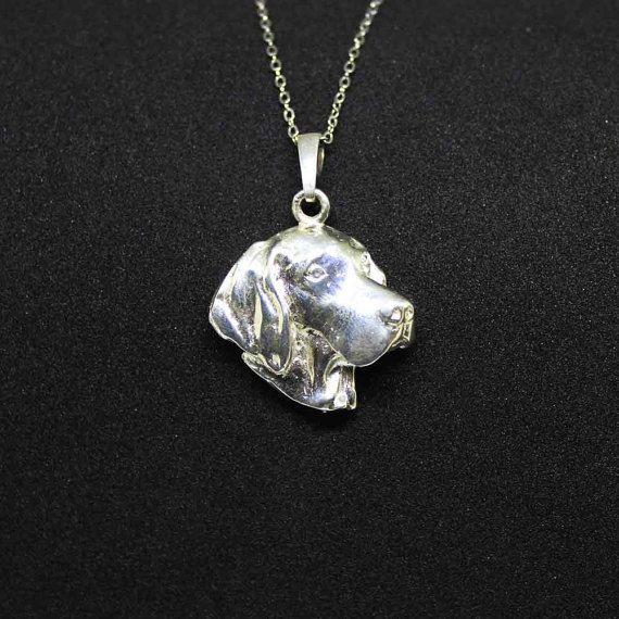 Hungarian vizsla jewelry pendant by jewelledfriend. Explore more products on http://jewelledfriend.etsy.com
