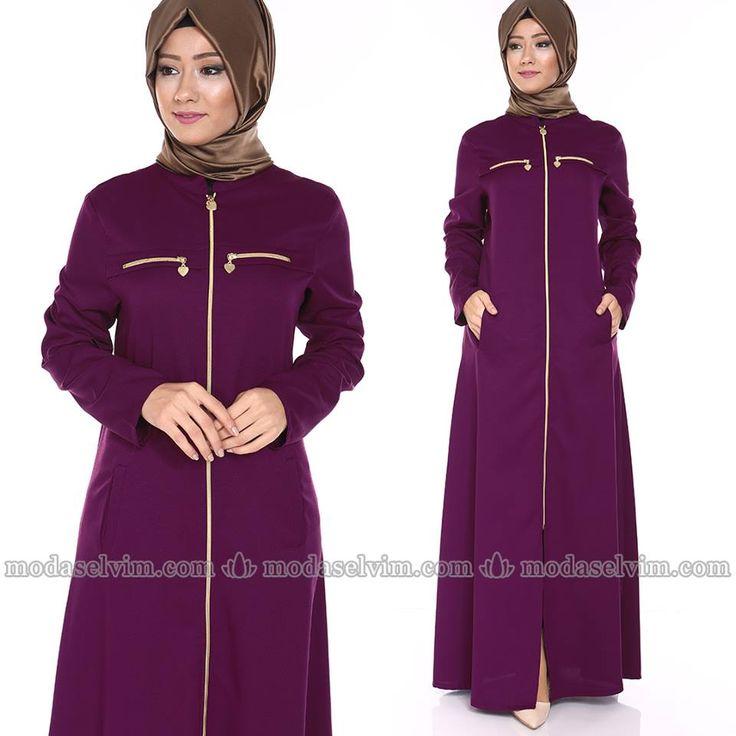 Gold Fermuar Detay Ferace 59,90 TL Ürün Kodu >>> MSW8802 İnceleme Linki >>> https://goo.gl/gWP255 Sipariş Tel >>> 0(212) 550 52 52 veya facebook mesaj kutusundan sipariş verebilirsiniz #tesettür #fashion #moda #kaban #manto #eşarp  #hijab #hijabfashion #abaya #veil #streetstyle  #style #çanta #moda #stil #kış #tunik #pardesü  #kap #kaban #ferace #abiye #etek #ceket #yelek  #kombin #pantolon #ferace