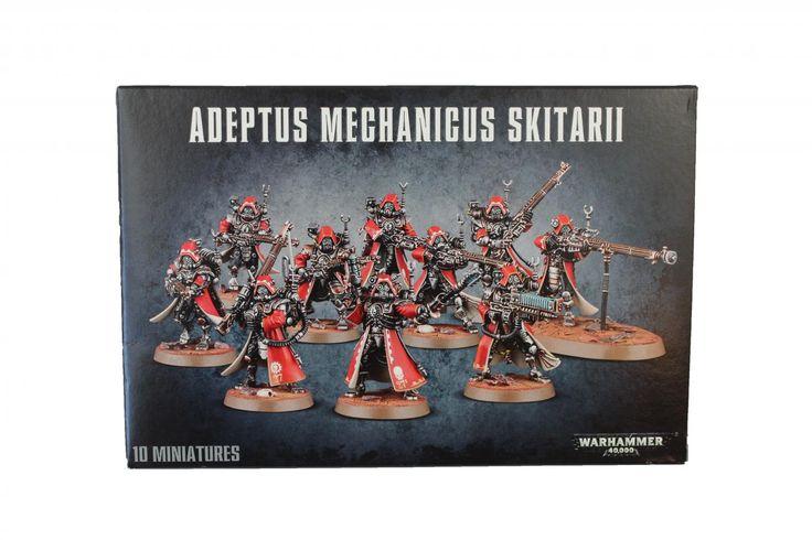 Adeptus Mechanicus Skitarii - Element Games - Warhammer and Warhammer 40k Store