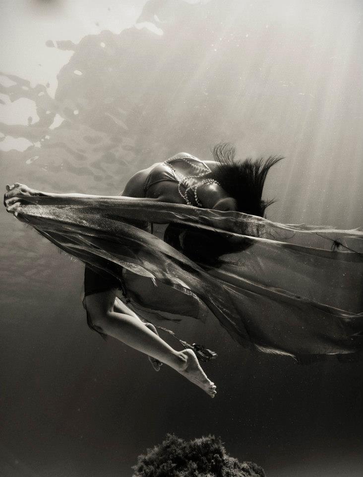 Mermaid Kurt Arrigo Photography