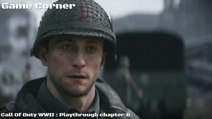 Call Of Duty WWII : Playthrough chapter 6 Hey everyone welcome back @ game corner today we start with Call of Duty WW2 Walkthrough Gameplay includes : Liberation of the COD World War 2 Single Player Campaign for COD WWII on PS4 Pro Xbox One X and PC. This