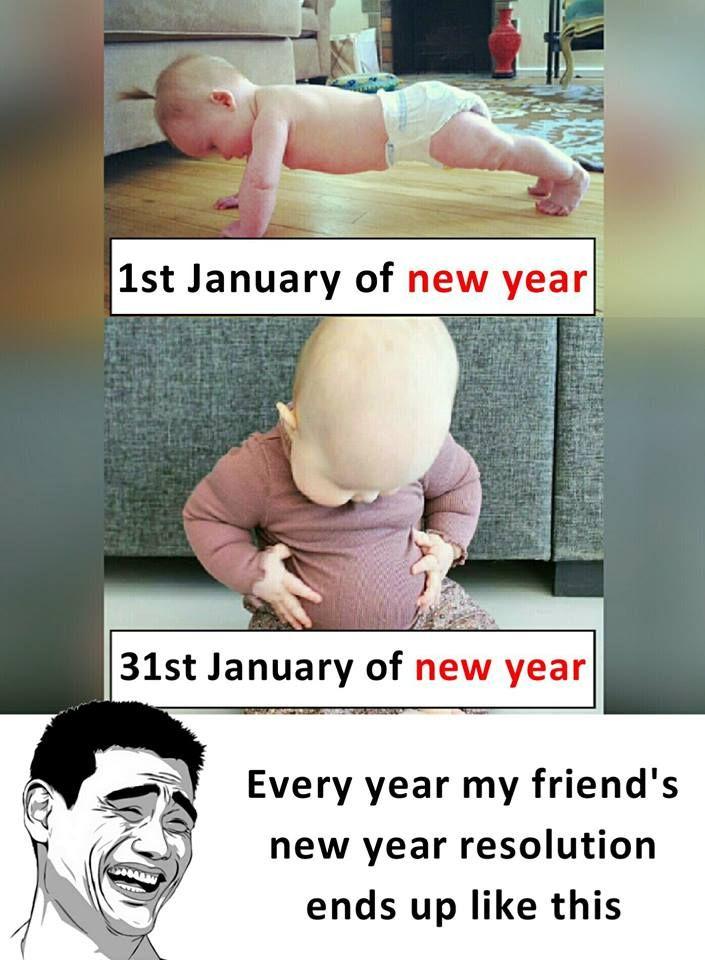 1st January Of New Year Joke New Year Jokes English Jokes Jokes