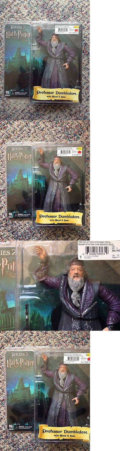 Harry Potter 11077: Harry Potter Series 2 Professor Dumbledore Action Figure Neca Mint On Card -> BUY IT NOW ONLY: $109 on eBay!