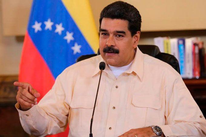 Maduro confirma asistencia de delegados para cita de diálogo en Dominicana