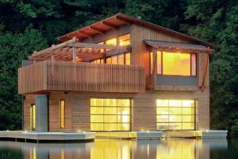 Muskoka Boathouse. Image: 6