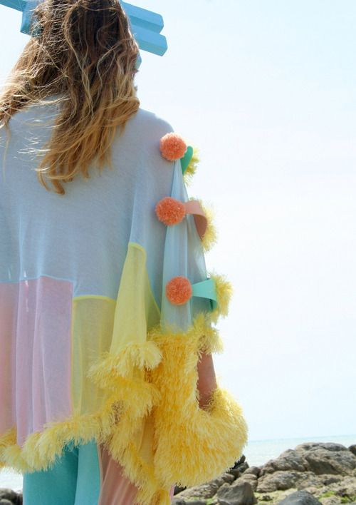 ' Central Saint Martins Degree Collection ' Honor Fitzsimons