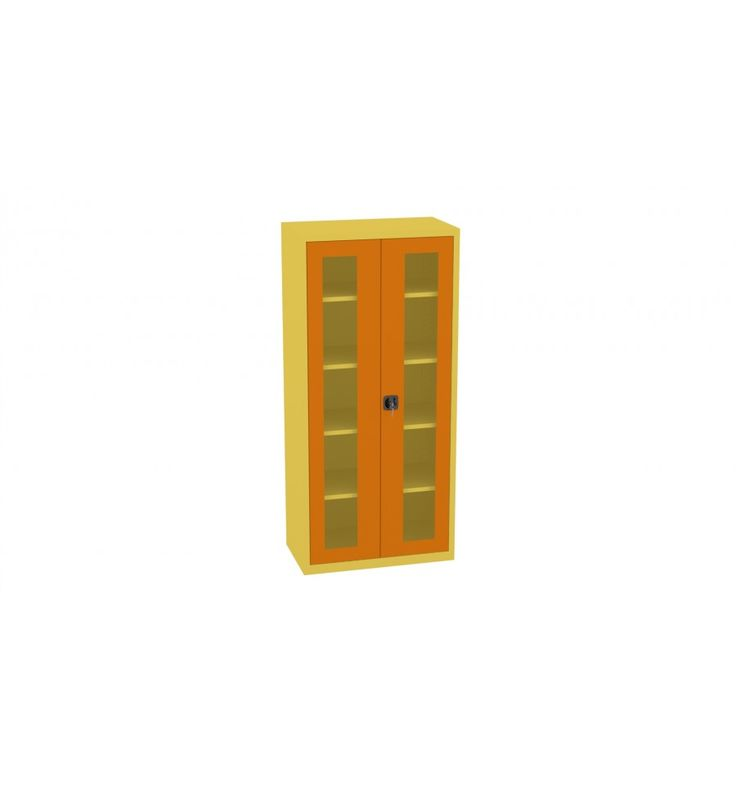 Büroschranke von Heritus. Überprüfen Sie unser Angebot! #Büroschranke http://heritus.eu/537-bueroschranke-mit-plexiglasstueren