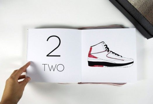 My First Number Book For Little Sneakerheads by Jacinta Danielle Conza