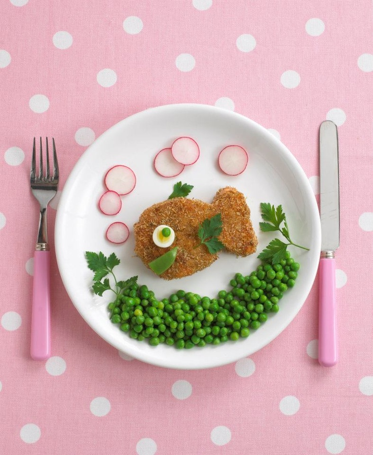 Salmon recipes for toddlers