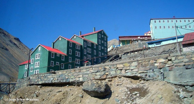 Sewell: Chile's Most Recent Unesco Site | Chile Travel - February 5, 2013