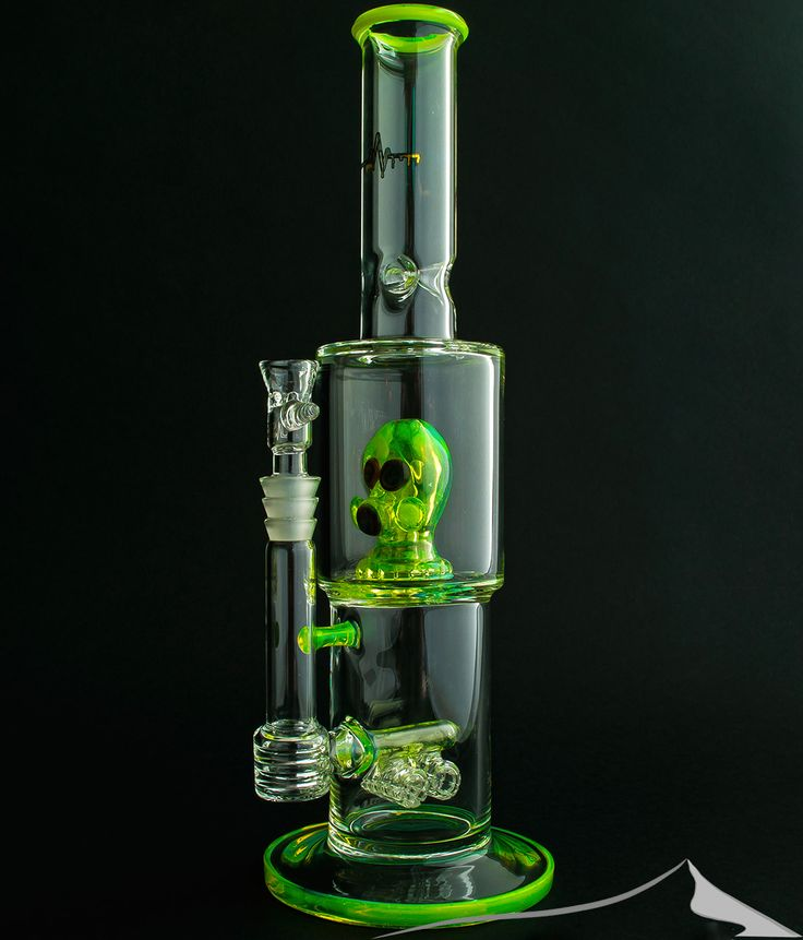 Bad Bong From Pulse Gl We Pin Cool And Unique Bongs Dab Rigs