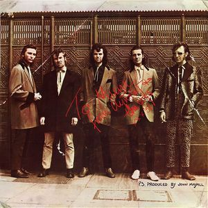 The Aynsley Dunbar Retaliation - To Mum, From Aynsley And The Boys at Discogs