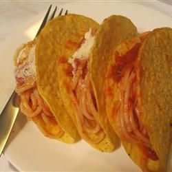 """Spaghetti Tacos 
