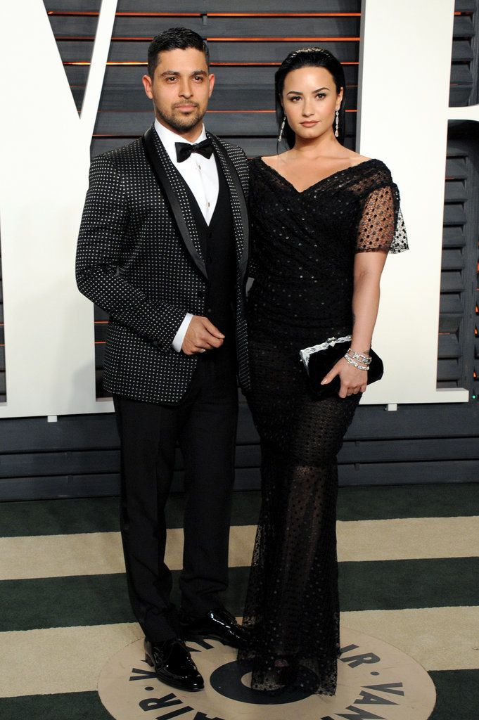 Demi Lovato and Wilmer Valderrama made their Oscars afterparty debut at the annual Vanity Fair star-studded soiree in Beverly Hills in major style.