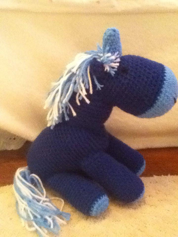 It's a midnight unicorn!!!