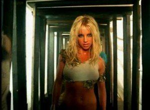 britney spears slave for you ab workout routine- can't stand her, but maybe this workout would help with (finally!) getting my 2x post c-section tummy tight!