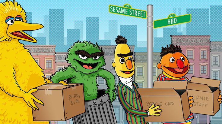 Indise the HBO deal that saved Big Bird and Sesame Street