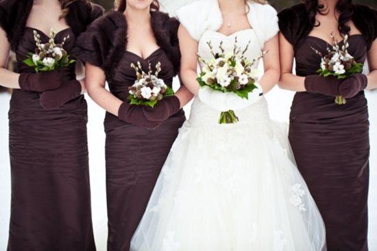 An Elegant Winter Wedding in Canmore, Alberta   Weddingbells