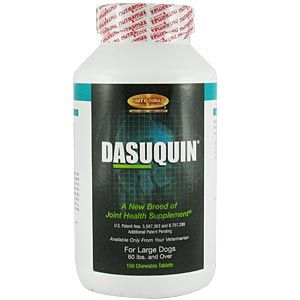Dasuquin Large Dog, 150 Chewable Tablets - Joint Protection