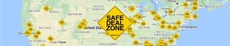 Safe Zone Finder - Safe Deal Zone