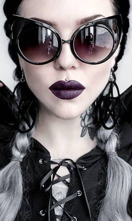 Goth.                                                                                                                                                                                 More