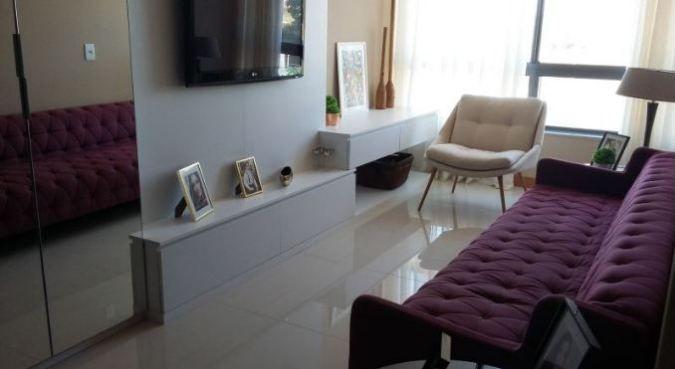 Apartamento de 2 quartos à Venda, Noroeste, Brasilia - DF - SQNW 107 - R$ 806.474,34 - 85,08m² - Cod: 1510985