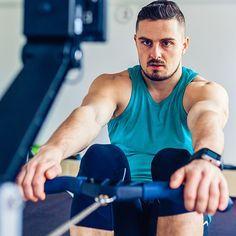 La technique du rameur - Le rameur est un excellent appareil d'exercice pour travailler votre cardiovasculaire ainsi que votre musculation. | Rowing Technique - A rowing machine is an excellent exercise apparatus to develop your cardiovascular fitness and body building.