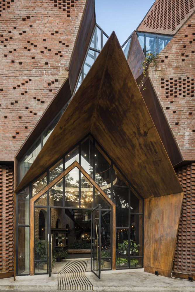 No.1986 #Coffee & #Restaurant by Le House in #vietnam