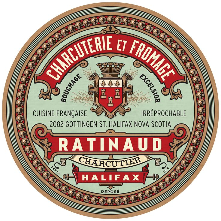 Charcuterie Ratinaud is the most amazing little shop in the North End of Halifax.