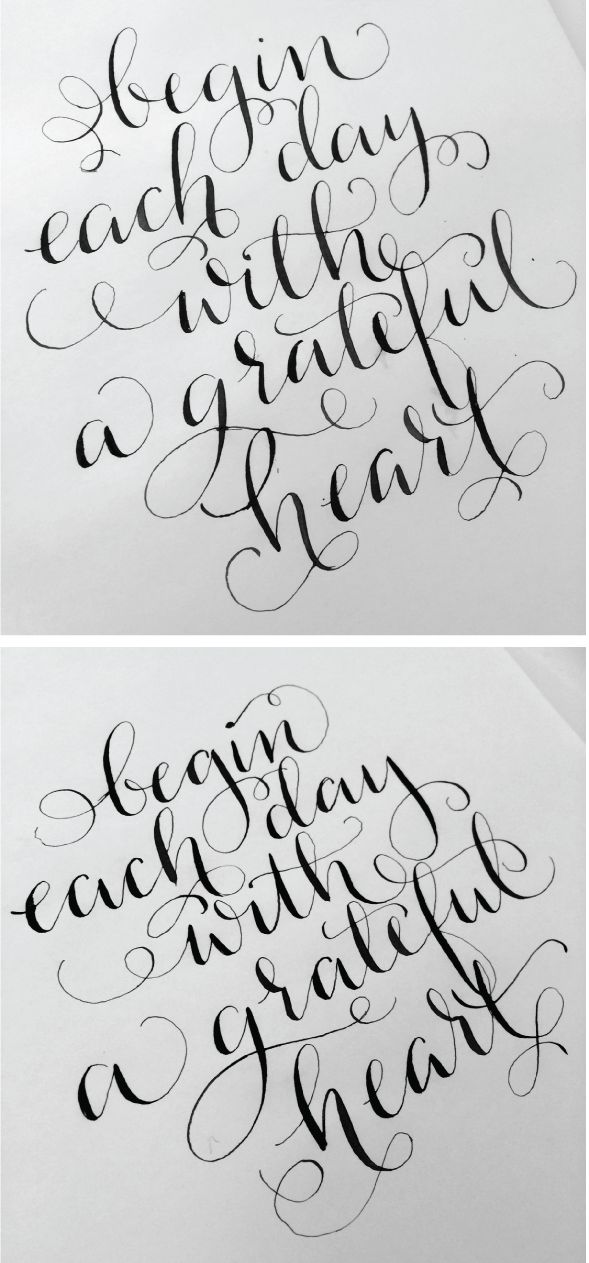 17 Best Ideas About Calligraphy On Pinterest