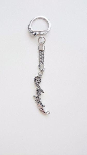 Brelok+do+kluczy+angel+w+barbarella+na+DaWanda.com