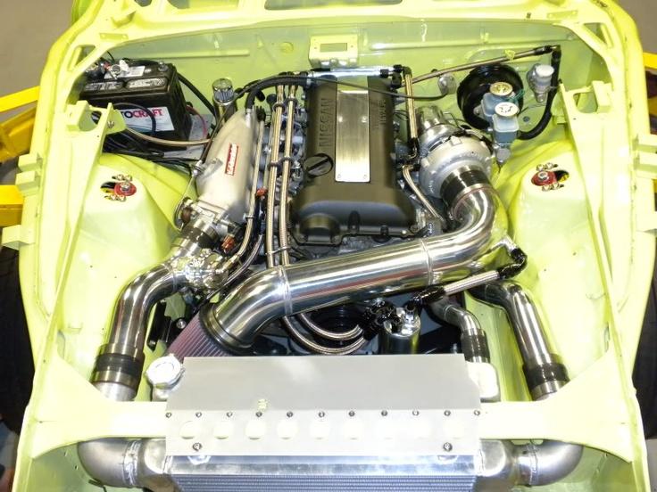 Datsun 240Z build