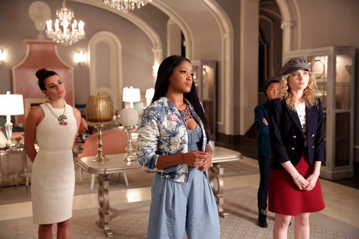 The Outfits on Scream Queens Are Literally to Die For