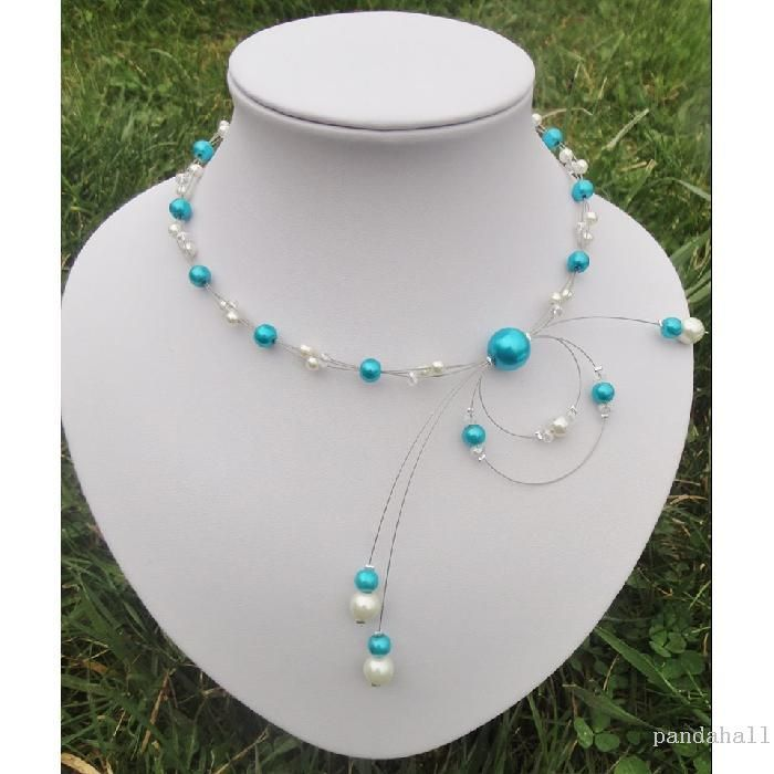Pearl Wire Necklace