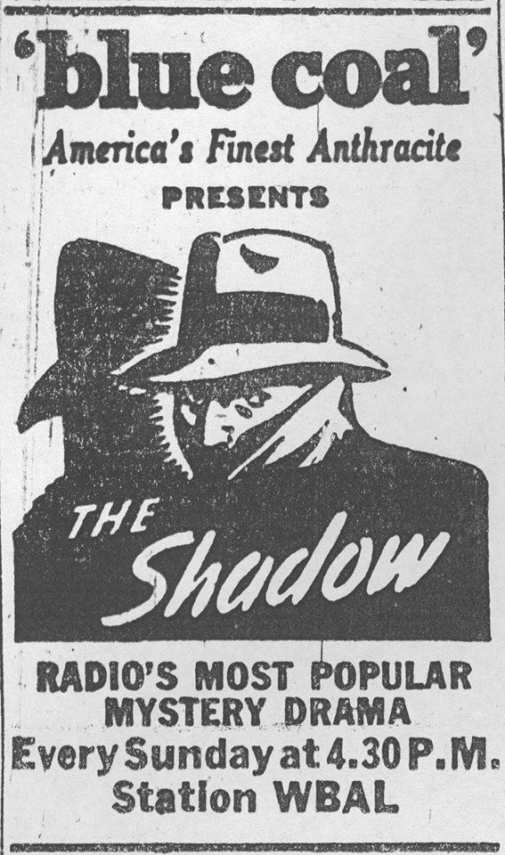 the shadow | old time radio in 2019 | Old time radio, Mysterious