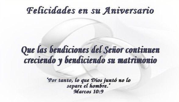 Mensajes De Feliz Aniversario De Bodas: Mensajes De Aniversario De Matrimonio